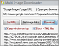 MultiImageDownloader screenshot