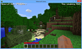 Minecraft (PCGamer Demo