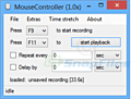 Mouse Controller screenshot
