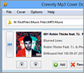 Creevity Mp3 Cover Downloader screenshot