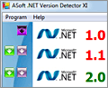 .NET Version Detector screenshot