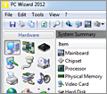 PC Wizard screenshot