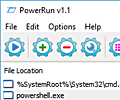 PowerRun screenshot