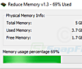 Reduce Memory screenshot