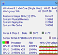 SIV System Information Viewer screenshot