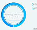 Spybot Identity Monitor screenshot