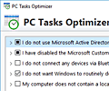 PC Tasks Optimizer screenshot