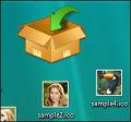 ToYcon screenshot