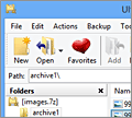 UltimateZip screenshot