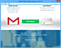 UpSafe Gmail Backup screenshot