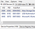USB Devices Viewer screenshot