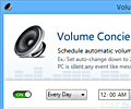 Volume Concierge screenshot