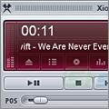 Xion Audio Player screenshot