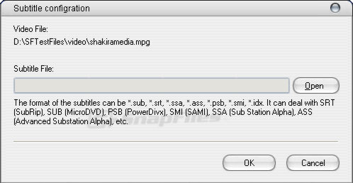 screenshot of Ultra iPod Movie Converter