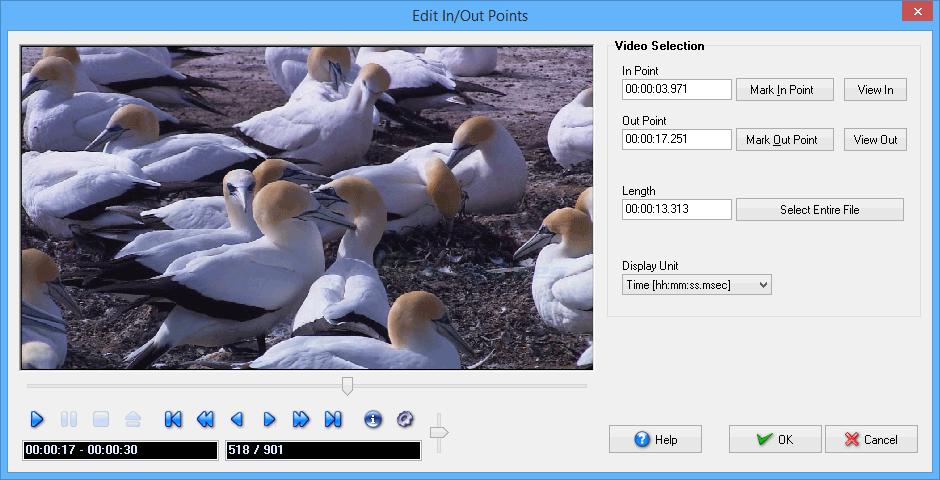 screenshot of VideoMach